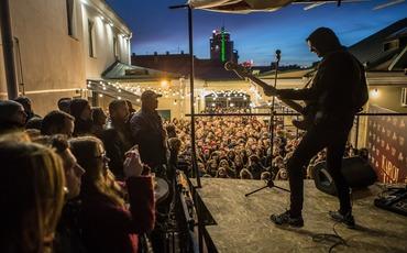 Фестиваль уличной музыки Karol Jan Open Air