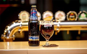 Презентация нового сорта пива Аливария «Калядная ноч»