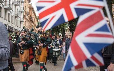 При поддержке посольства прошел первый Большой британский фестиваль в Минске