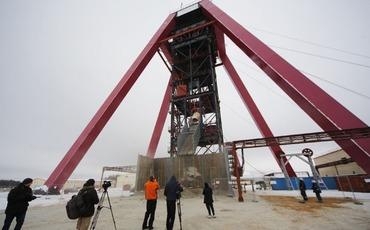 Российский «Славкалий» вгрызается в белорусскую землю
